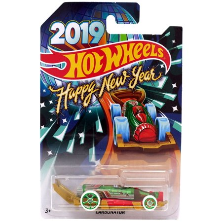 Hot Wheels 2018 Holiday Hot Rods Carbonator Die-Cast Car