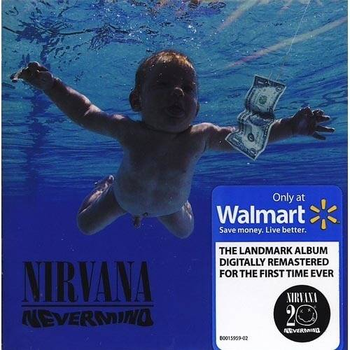 Nevermind (Walmart Exclusive) (Digitally Remastered)