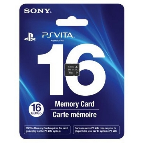 Sony PSV22040 16 GB PS Vita Memory Card - 1 Card