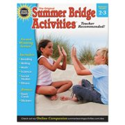 Summer Bridge Activities Workbook Activity Printed Book - English - Book - 160 Pages (904158)