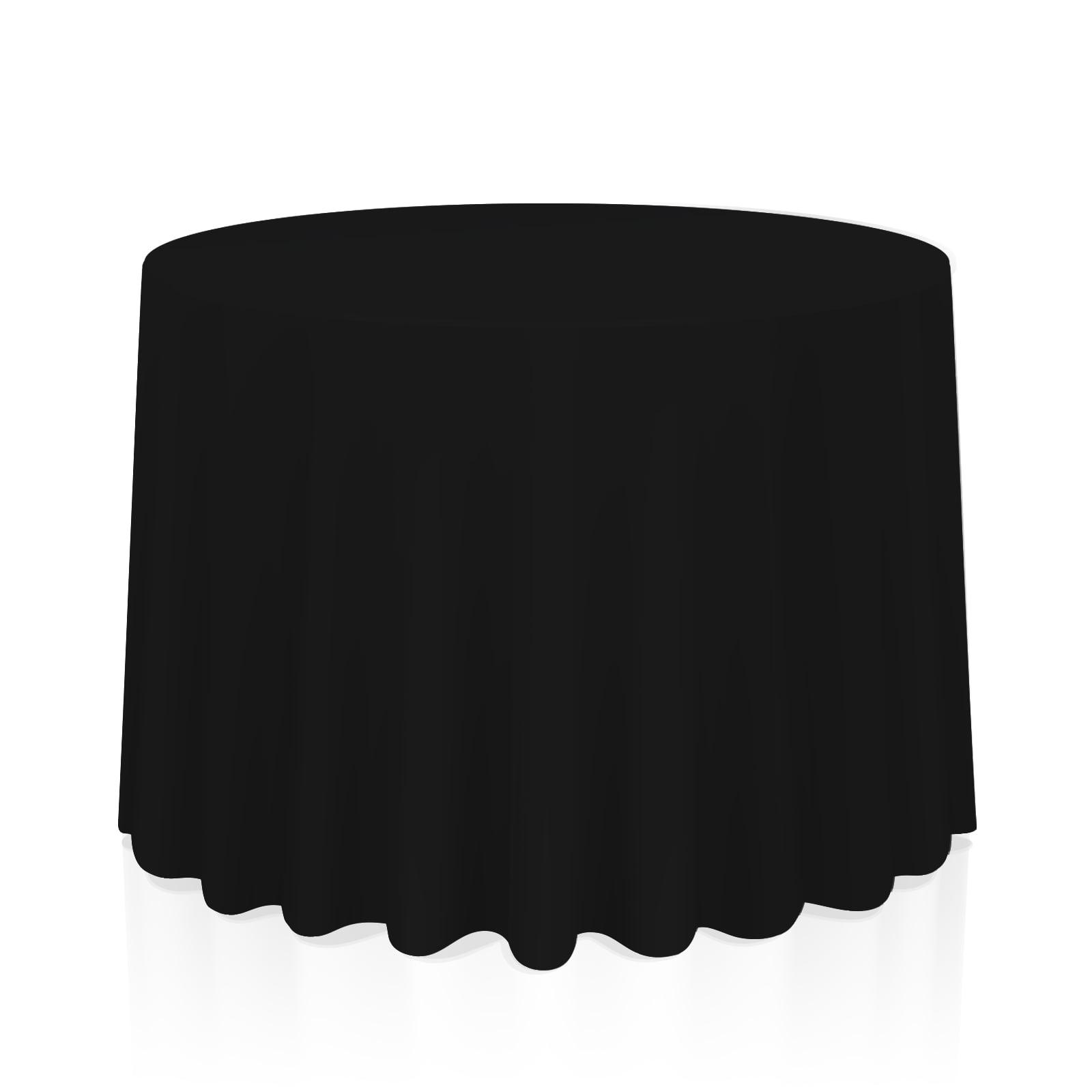Lann's Linens 10 Premium Round Tablecloths for Wedding   Banquet   Restaurant Polyester... by Lann's Linens