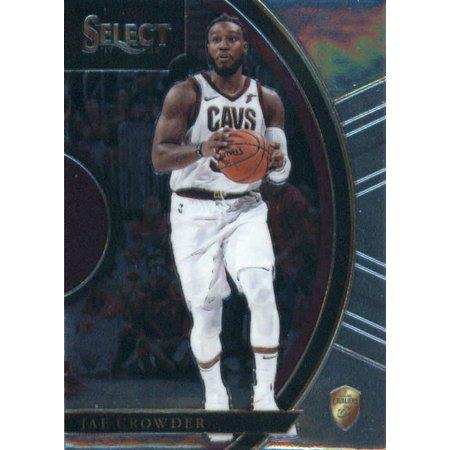 2017-18 Panini Select #33 Jae Crowder Cleveland Cavaliers Basketball Card