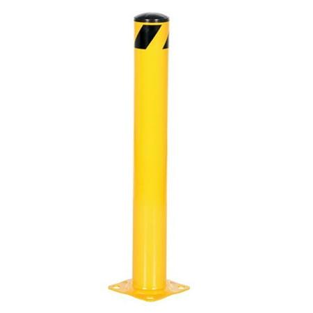 Steel Pipe Bollards (Steel Pipe Safety Bollard, 36 x 4.5 in.)