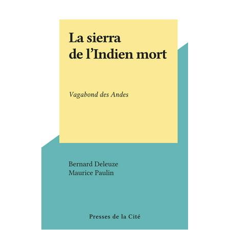 La sierra de l'Indien mort - eBook La Sierra Tobacco Leather