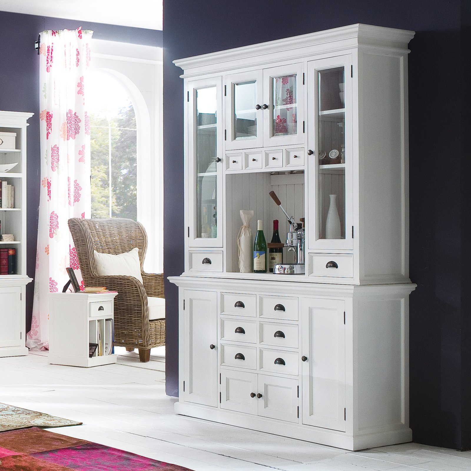 Nova Solo Halifax China Cabinet