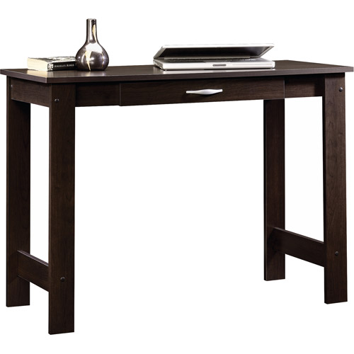Sauder Beginnings Writing Table, Cinnamon Cherry