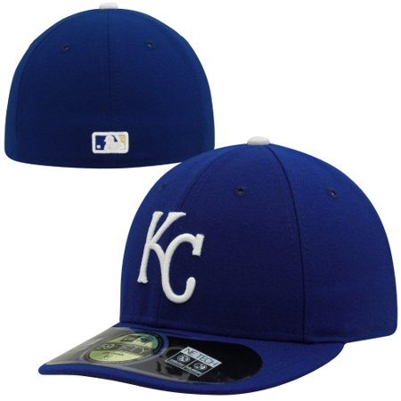 cbafed7f248b02 Kansas City Royals New Era Authentic Collection Low Profile Home 59FIFTY  Fitted Hat - Royal - Walmart.com