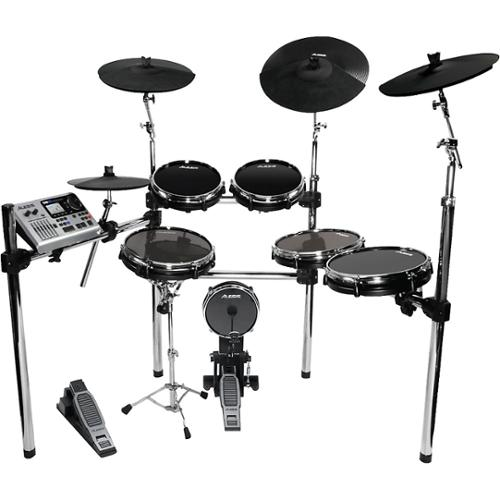 Alesis DM10-X Premium 6-piece Electronic Drum Set by Alesis