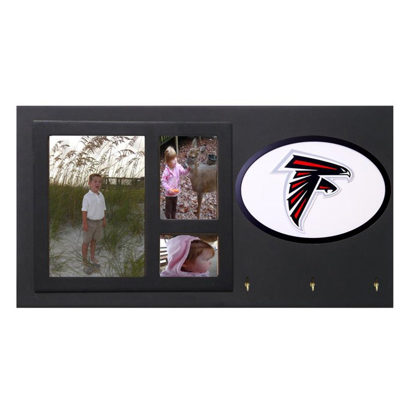 Fan Creations NFL Key Holder with Picture Frame