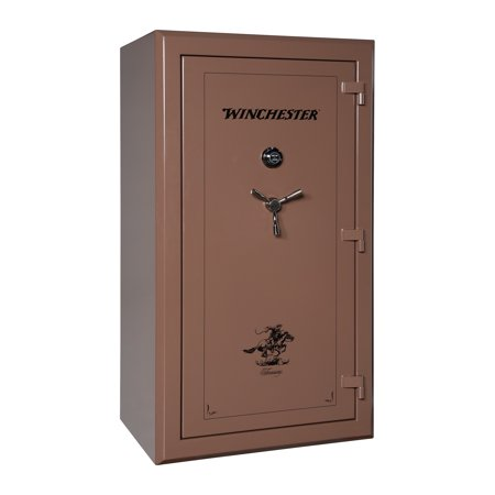 Winchester® Treasury 48, 48 Gun Safe, U.L. Mechanical Lock