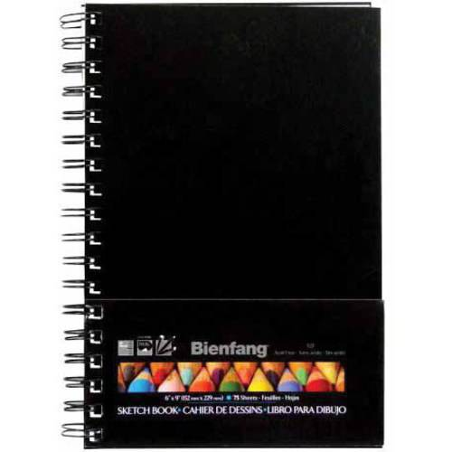 Bienfang Hardcover Sketch Book, Multiple Sizes