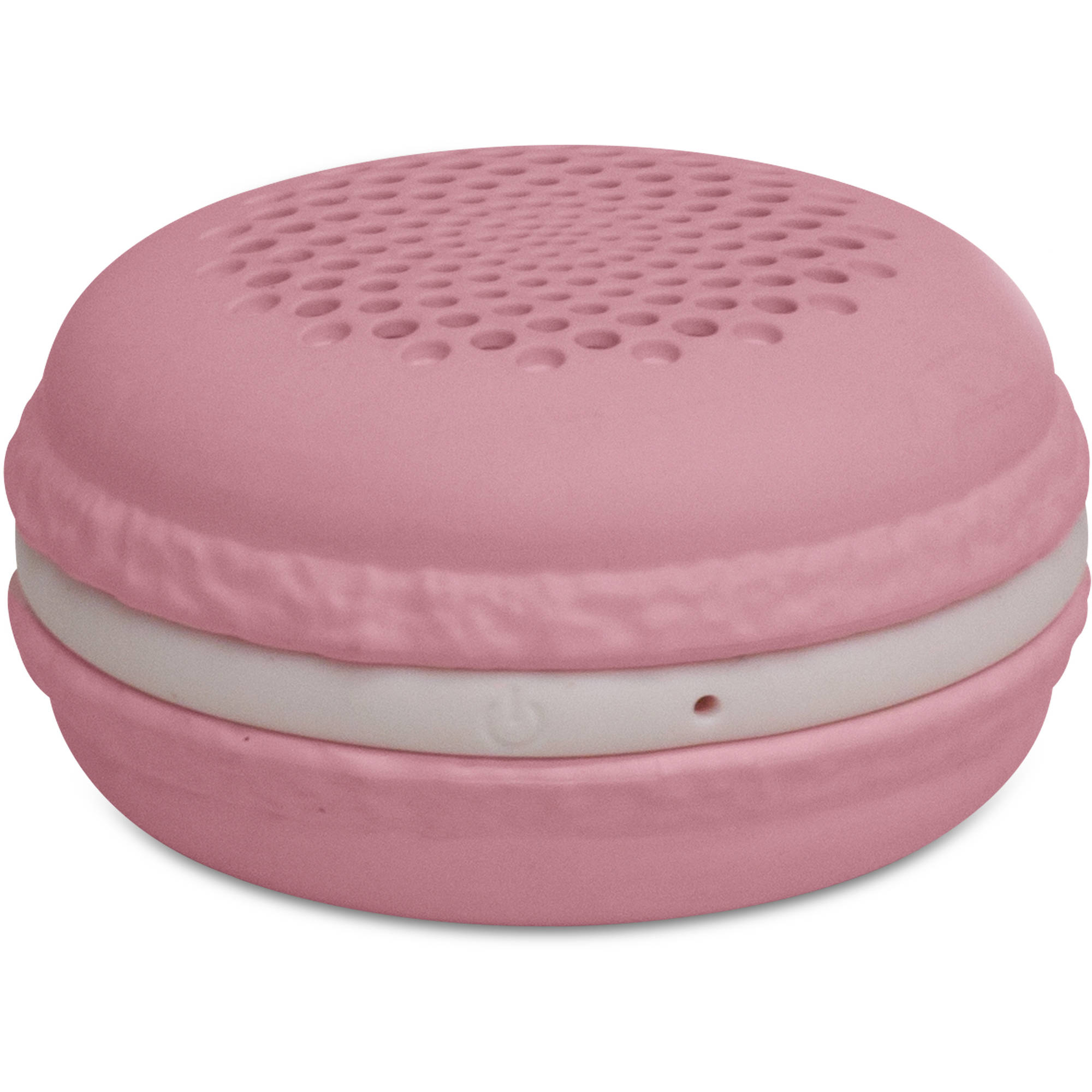 Sceptre McCaron Bluetooth Speaker, Pink