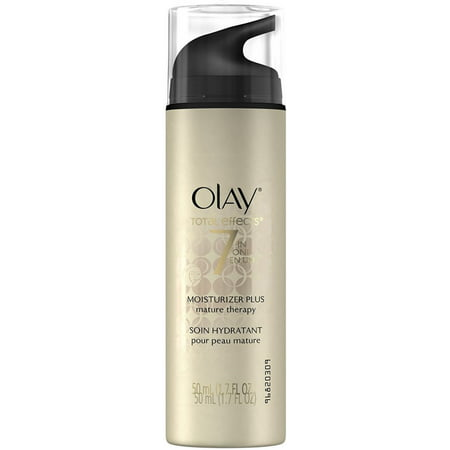 OLAY Total Effects 7-In-1 Moisturizer Plus, Mature Therapy 1.70