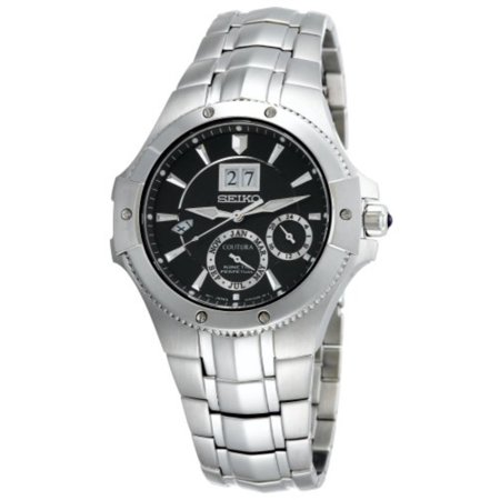 Kinetic Perpetual Calendar Watch - Men's SNP007 Coutura Kinetic Perpetual Watch
