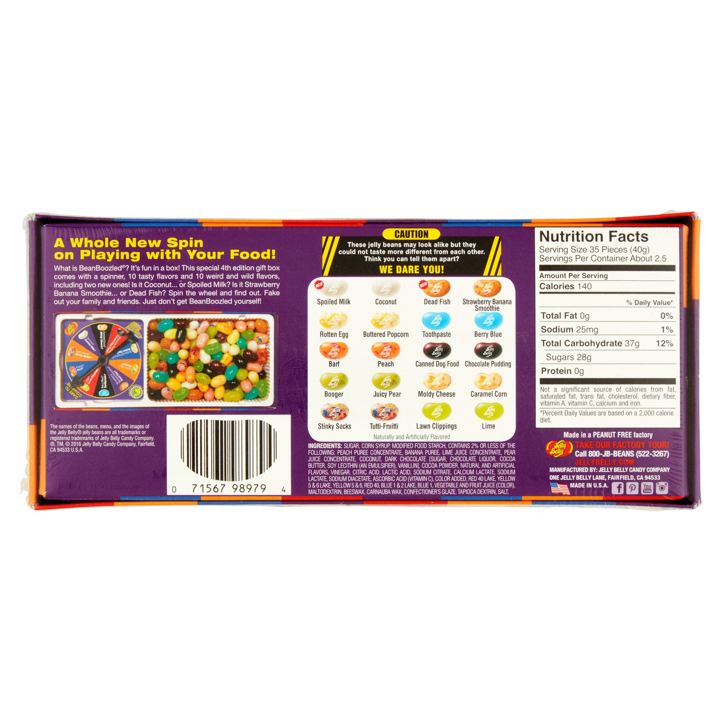 Can you find bean boozled at cvs