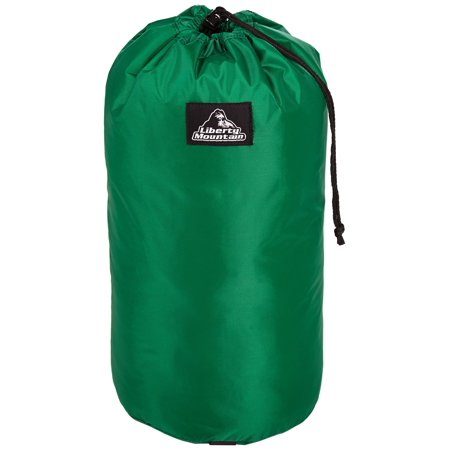 Liberty Mountain Stuff Sack, Colors may vary (width X length) Large/9 x 20-Inch
