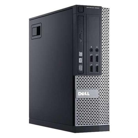 Dell OptiPlex 9020 Desktop Computer - Intel Core i5 i5-4590 3.30 GHz - Small Form Factor 16FGY