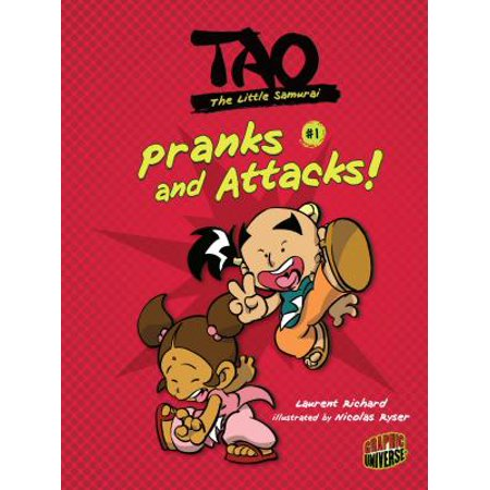 Pranks and Attacks! : Book 1