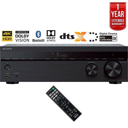 Sony STR-DH790 7 2ch Home Theater AV Receiver (2018 Model) + 1 Year  Extended Warranty