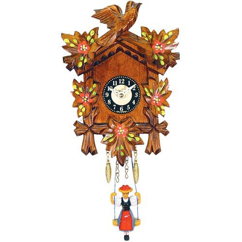 Fraulein Cuckoo Clock by Black Forest