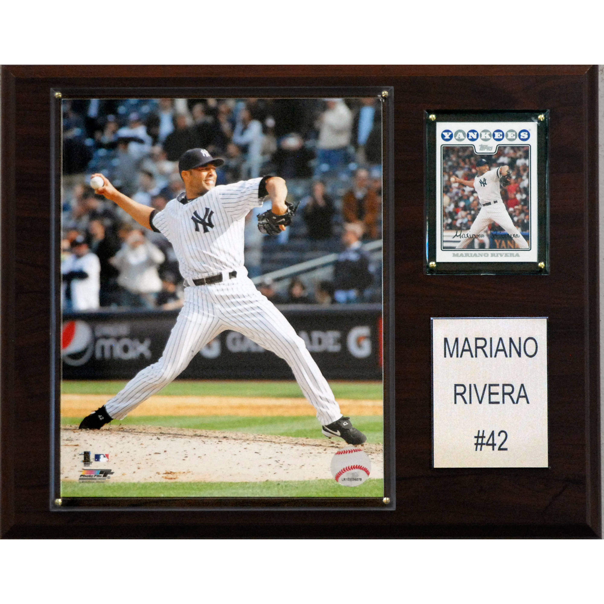 C&I Collectables MLB 12x15 Mariano Rivera New York Yankees Player Plaque