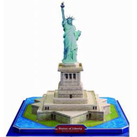 Statue Of Liberty 3D Lg - Statue Of Liberty Outfit