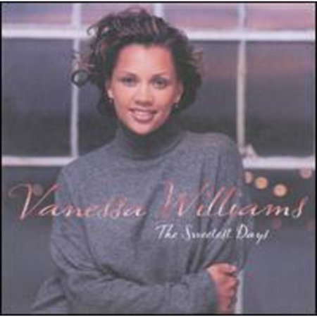 Vanessa Williams - Sweetest Days [CD] (Vanessa Williams Halloween)