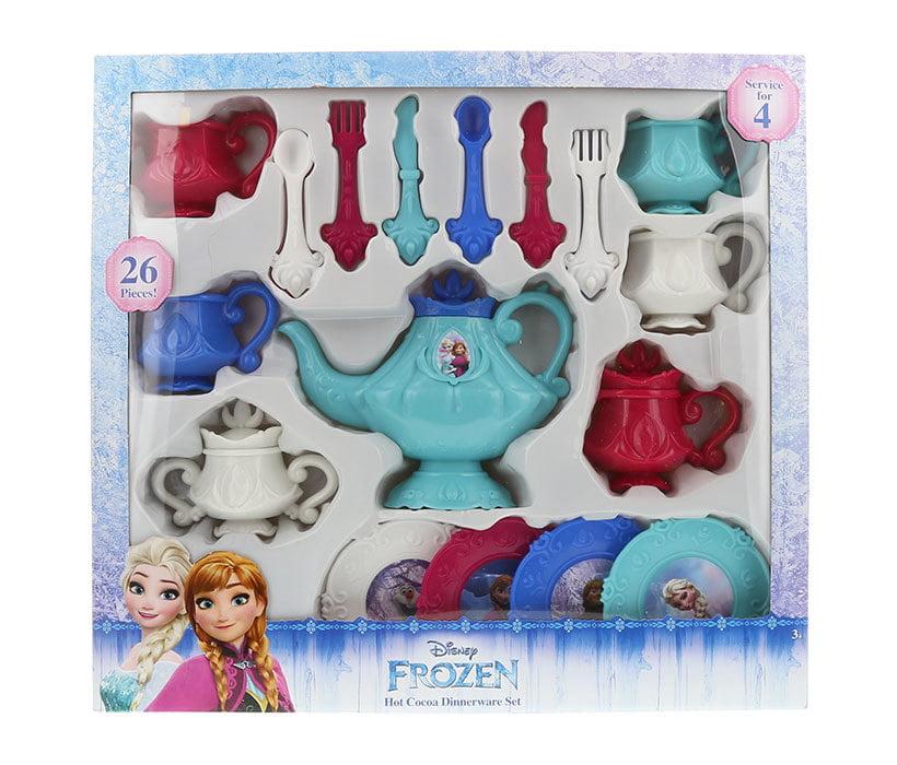 Girls Disney Princess Frozen Minnie Mouse Tea Party Play Set Game Toy New Gift