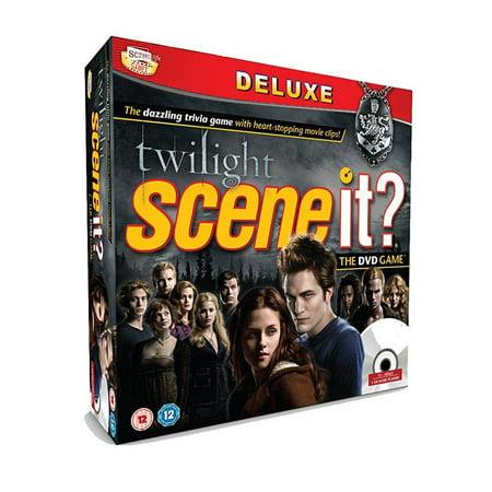 Deluxe Twilight Scene It? DVD Board Game