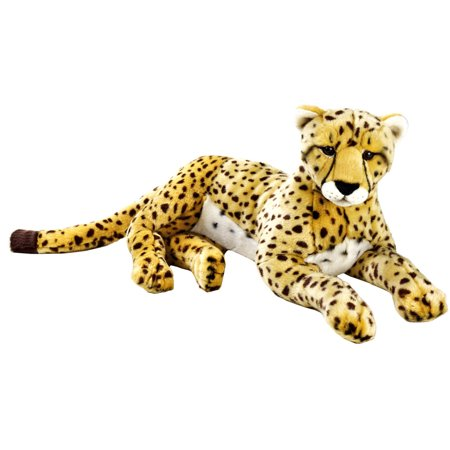 Lelly National Geographic Plush  Cheetah