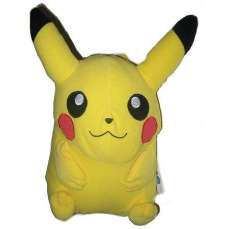 Pokemon ShoPro Japan Banpresto (2010) Pikachu Plush 12-inch