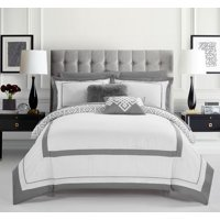 Chic Home Alon 7 Piece Reversible Bed in a Bag Comforter Set