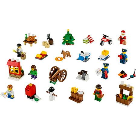 Lego City Town Advent Calendar