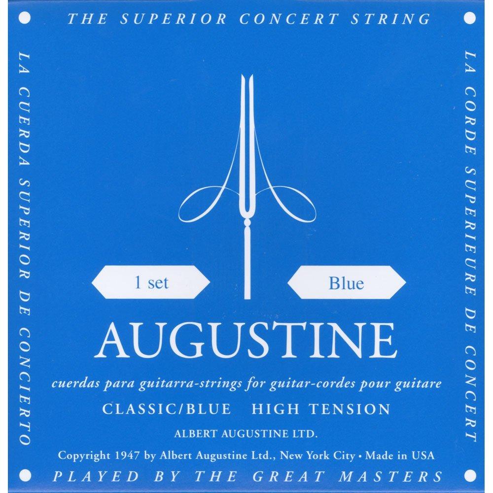 Albert 525A Gut Classical Guitar Strings, High Tension, Guitar High 525A Gut Classical... by