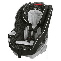 Graco Contender 65 Convertible Car Seat, Black Carbon