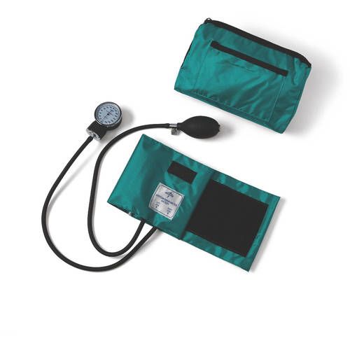 Medline Compli-Mate Aneroid Sphygmomanometer with Carrying Case