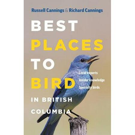 Best Places to Bird in British Columbia