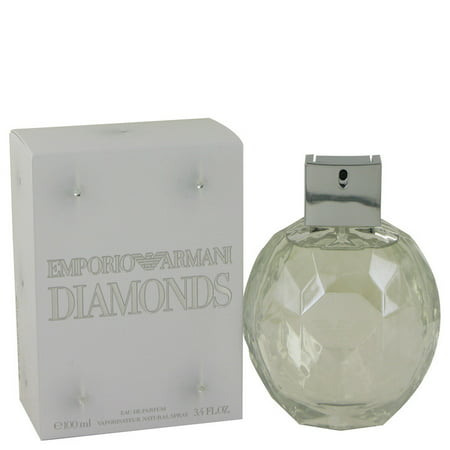 Giorgio Armani Emporio Armani Diamonds Eau De Parfum Spray for Women 3.4 oz ()