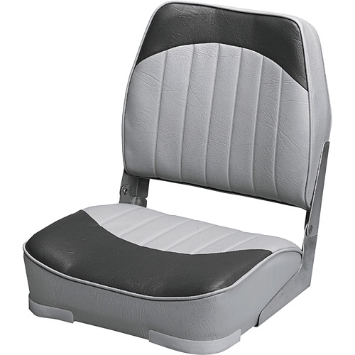 Wise Boat Seat, Grey/Charcoal