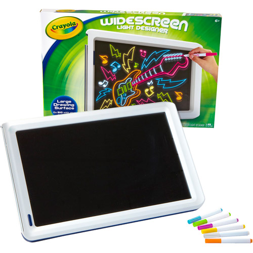 Crayola Widescreen Light Designer Kit