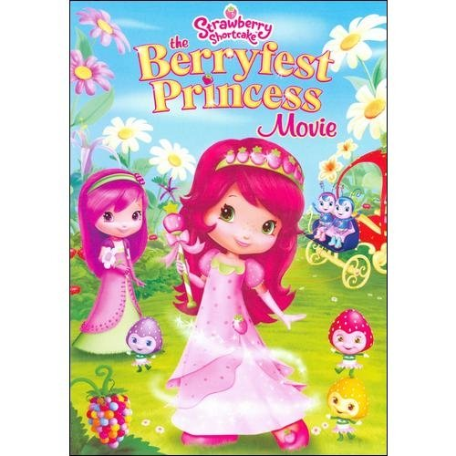 Strawberry Shortcake: The Berryfest Princess Movie (Widescreen)