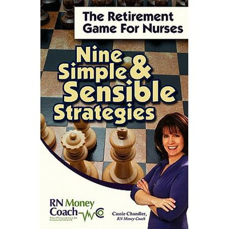 The Retirement Game for Nurses (Paperback) (Hot Nurse Games)