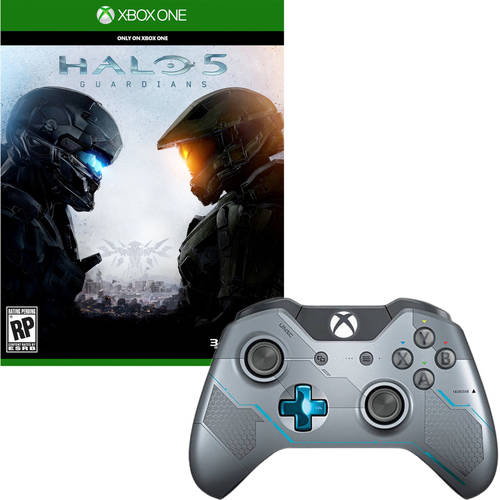 Halo 5: Guardians with Limited Edition Halo 5: Guardians Controller (Xbox One)