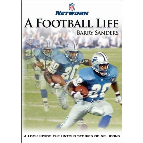 Barry Sanders: A Football Life