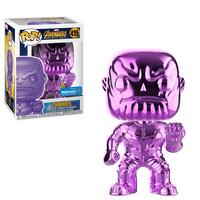 Funko POP Marvel: Infinity War - Thanos - Purple Chrome - Walmart Exclusive