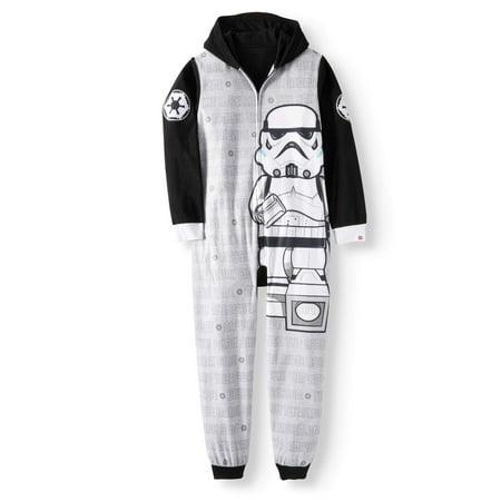 Lego Star Wars Union Suit Pajama (Big Boy & Little Boy)