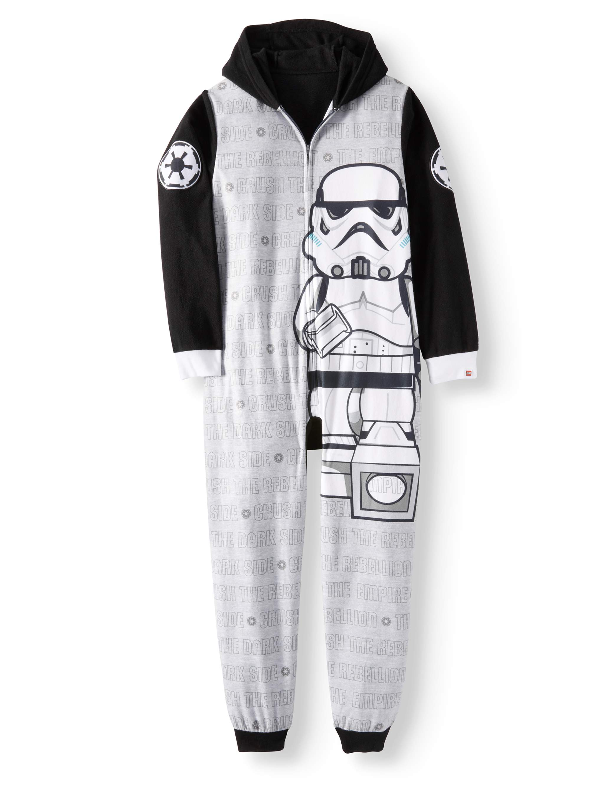 Lego Star Wars Union Suit Pajama (Big Boy & Little Boy)