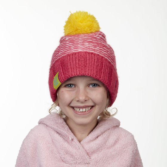 471c931b2fe Turtle Fur - Turtle Fur Shmee Poof Girl s Knit Pom Winter Hat ...