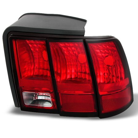 Fit 1999 2004 Ford Mustang Tail Lights Penger Right Side Replacement