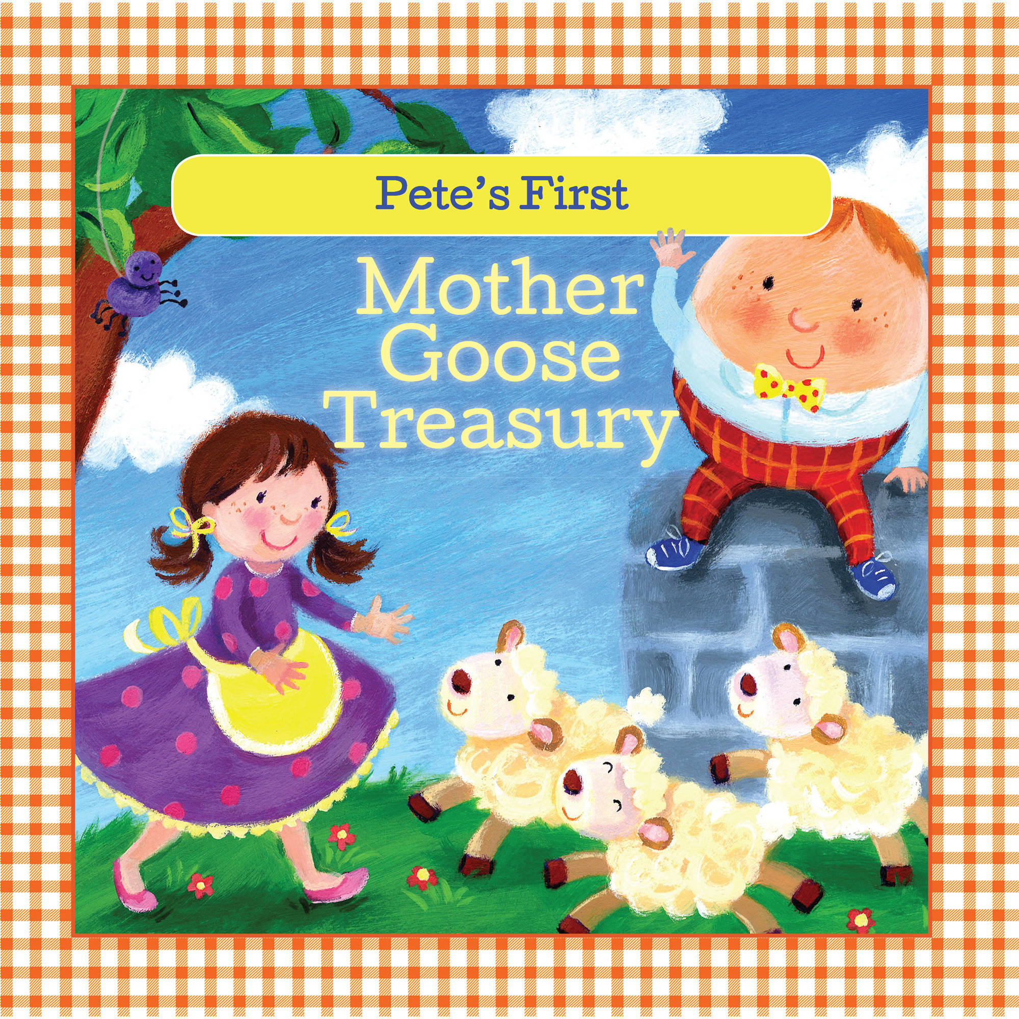 Personalized Book - My First Mother Goose Treasury